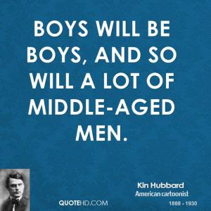 Kin Hubbard Men Quotes