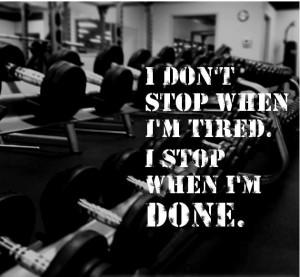 Bodybuilding Motivation The