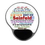 Seinfeld Quotes Rectangular Canvas Pillow