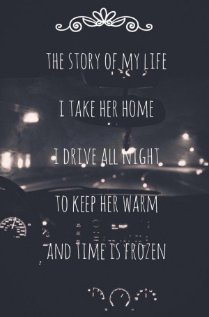 ... not gonna lie, their song Story Of My Life is actually pretty catchy