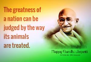 Gandhi Jayanti Quotes, Mahatma Gandhi Quotes, Non Violence Day Quotes