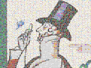 Yes, There Is Such A Thing As An Emoji Art Show