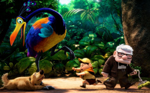 Full View and Download Pixars UP Movie Wallpaper 5 with resolution of ...