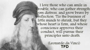 Leonardo di ser Piero da Vinci (April 15, 1452 – May 2, 1519) was an ...