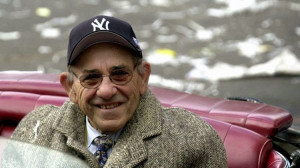 Yogi Berra is 90 Years Old