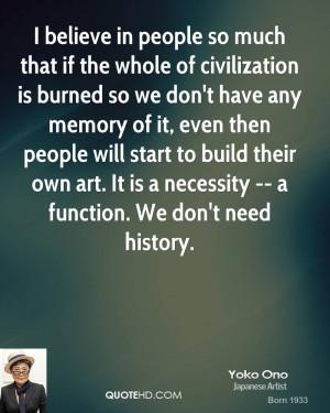 Yoko Ono Quotes Quotehd