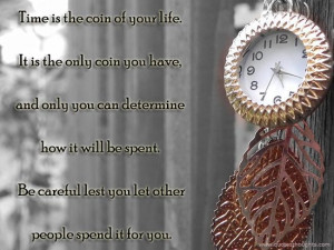 Life Quotes-Thoughts-Time is Money-Best Quotes-Nice Quotes