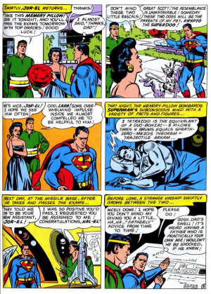 Silver Age September – Superman's Sad Return to Krypton
