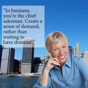 little motivation from Barbara Corcoran, founder of The Corcoran ...