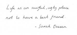 Sarah Dessen, Someone Like You