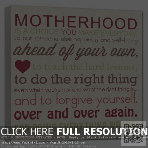 gives us lovely mother s day quotes and sayings day quotes of mother s ...