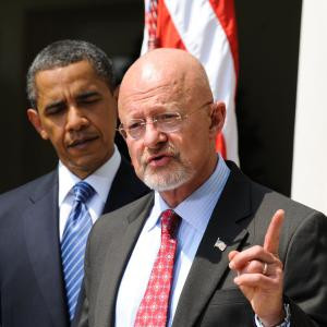 Obama picks Clapper as intelligence head
