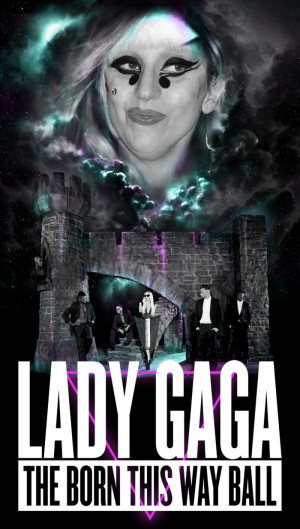 OFFICIAL Lady Gaga - Born This Way Ball Tour Thread