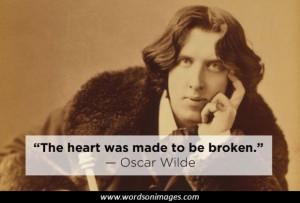 Famous heartbreak...