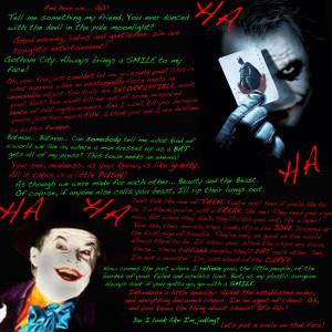 The Joker Quotes By Carpe Iocus 32 Fan Art Wallpaper