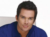 Mark: This is Mark McGrath for Extra talking to one of today's ...