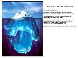 Icebergs Quotes