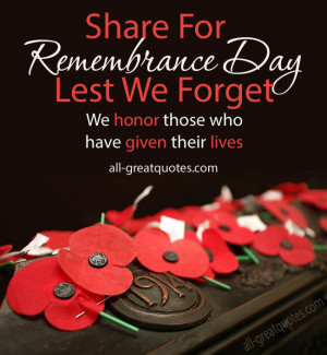 Remembrance-Day-Card-Lest-We-Forget-We-honor-those-who-have-given ...