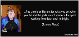 Tamora Pierce Quote