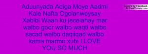 Aduunyada Adiga Moye Aadmi Kale Nafta Ogolanweysay Xabibi Waan ku