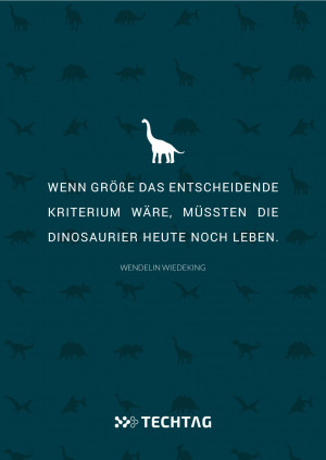 Wendelin Wiedeking | Wenn Größe das entscheidende Kriterium wäre ...