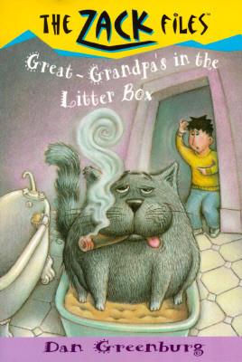 Great-Grandpa's in the Litter Box (The Zack Files #1)