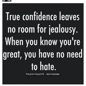 ... to hate: http://intothegloss.com/2013/12/funny-motivational-quotes