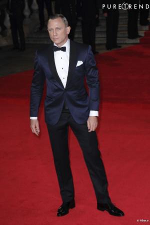 Daniel Craig en Tom Ford