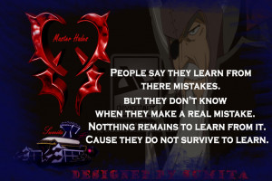 Master Hades Quote by enchantic-erza