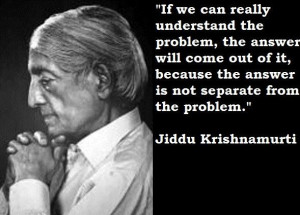 Jiddu Krishnamurti Quotes 6 picture