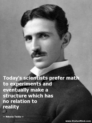 may be a very large secret within the family of Nikola Tesla. Tesla ...