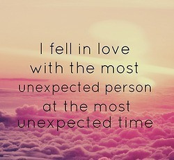 Fall In Love With You Quotes Expected to fall in love.
