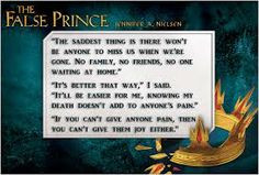 ... prince series ascended trilogy sassy false false prince quotes bookish
