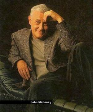 John Mahoney Celebrity