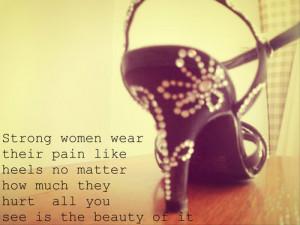 Strong Women...