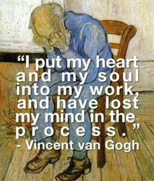 Doctor who-Vincent Van Gogh