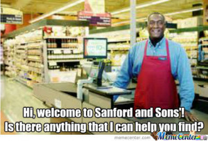 Sanford And Sons' Grocery