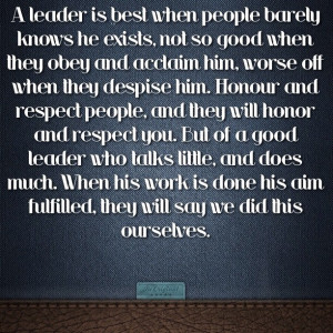 Quotes About Respect Integrity and Honor