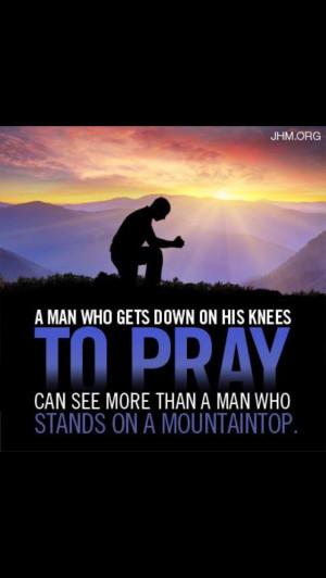 Real Man ... A Godly man.