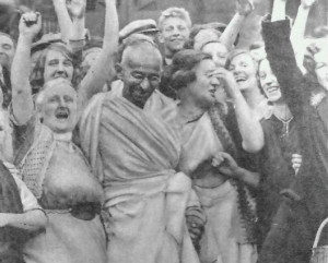 Not All Peaceful: 13 Racist Quotes Gandhi Said About Black People