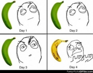 Troll Banana – Dont you hate when this happens?