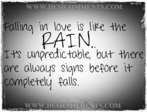 Rainy Day Love Quotes In Hindi - rainy day love quotes rain! rain rain ...
