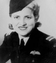 Jacqueline Cochran, Aviator