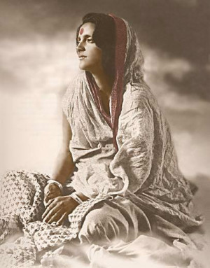 sri anandamayi ma on air quotes gaian prayer