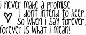 Happy Promise Day Quotes Greetings
