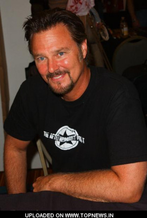 greg evigan picture greg evigan at the hollywood collectors show in