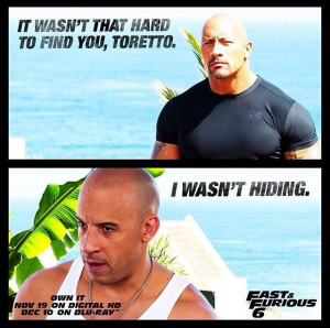 ... Vin Diesel Fast And Furious Quotes , Fast And Furious Family Quotes