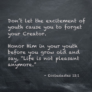 Listen! Honor your God Jehovah!