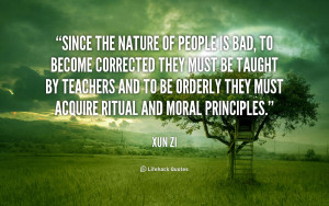 Quotes About People and Trees