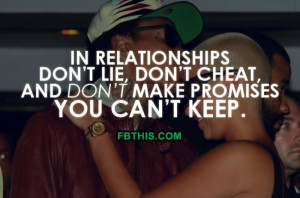 Dont Make Promises You Cant Keep